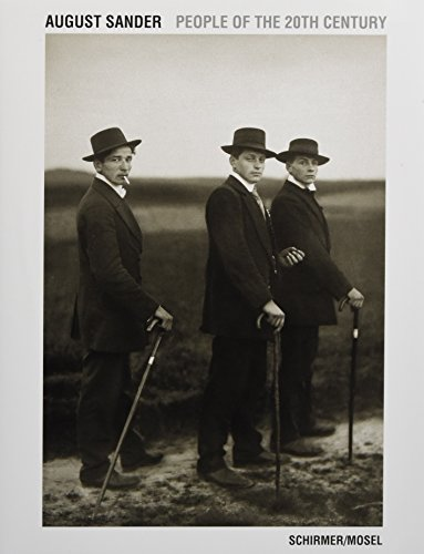 August Sander: People of the 20th Century by Schirmer Mosel