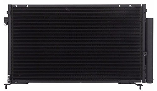 AC A/C CONDENSER FOR HONDA FITS CIVIC 2DR COUPE 1.8 2.0 L4 4CYL 3569 ()
