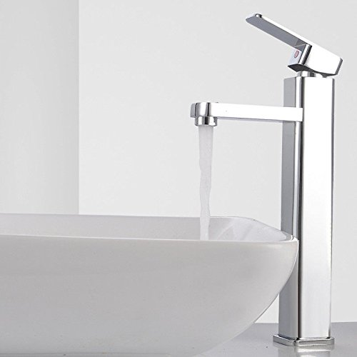 - LYTOR kitchen faucets Basin Mixer Tap Hot and Cold Water Hot and Cold Water Solid Brass Sink Basin Mixer Tap Single link Sink Faucet