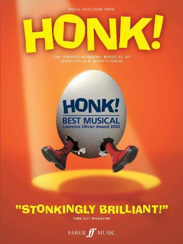 Read Online Honk! (Vocal Selections): Piano/Vocal/Chords (Faber Edition) pdf epub