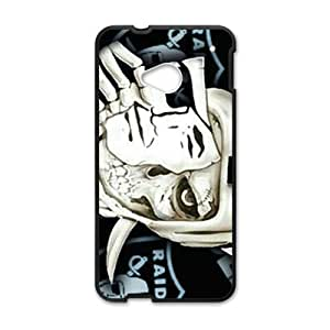 Raiders Bestselling Hot Seller High Quality Case Cove Hard Case For HTC M7