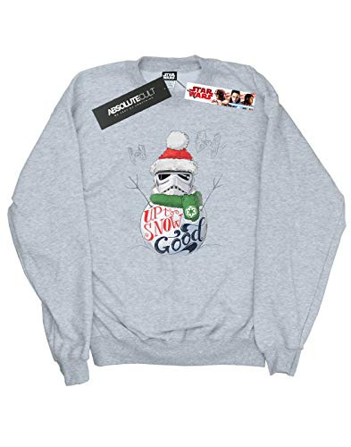 Up Gris Entrenamiento Deporte Stormtrooper Snow Wars To De Camisa Star Good Mujer ZqwPzWvt
