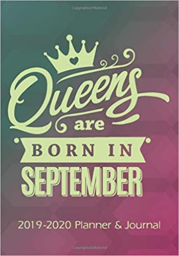 Gifts For Organizers >> Amazon Com Queens Are Born In September 2019 2020