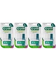 GUM Tandenstokers - Soft-Picks Original - 4x 50 stuks