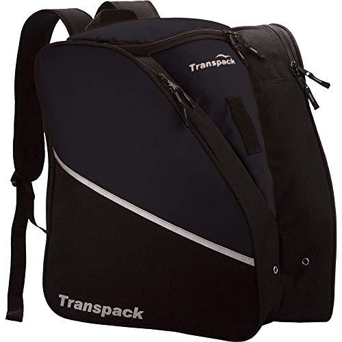 Transpack Edge Ski and Snowboard Boot Bag - Purple