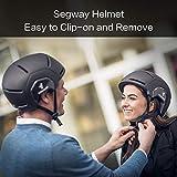 Segway Ninebot Bike Helmet, Black, CE/CPSC