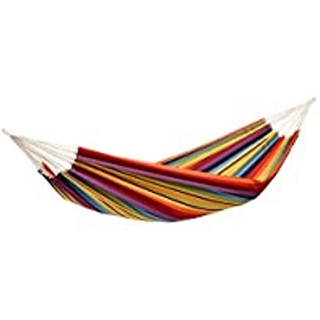 amazonas barbados rainbow hammock double size amazonas barbados rainbow hammock double size  amazon co uk      rh   amazon co uk