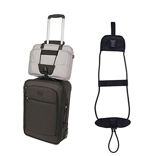 Oxford Cloth 55cm Travel Bag Luggage Suitcase Adjustable Belt Strap Accessory