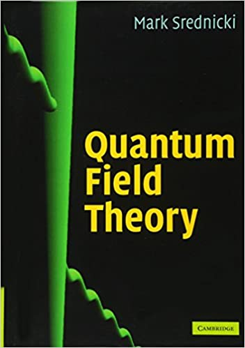 Quantum field theory mark srednicki 8601415708523 amazon books quantum field theory 1st edition fandeluxe Gallery