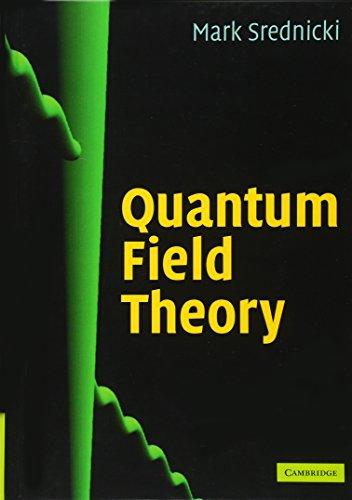 [R.E.A.D] Quantum Field Theory K.I.N.D.L.E