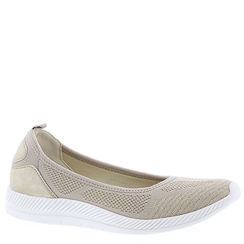 Easy Spirit Women's Geinee Ballet Flat Shell-taupe outlet prices shopping online free shipping high quality buy online bxFCF4OY