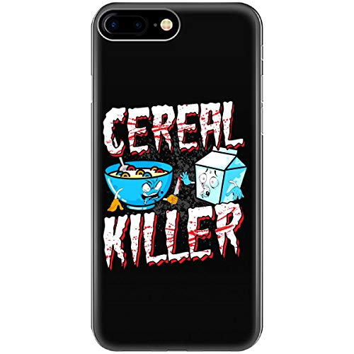 (Funny Halloween Idea Cereal Killer Trick Or Treating - Phone Case Fits iPhone 6 6s 7)