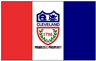 product image for Cleveland 2ft. X 3ft. Nylon Flag