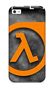 HyvvkDr9239AQlfd Anti-scratch Case Cover Alvadge Protective Half Life 2 Deathmatch Case For Iphone 5c