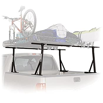 Image of Car Racks & Carriers YAKIMA - Outdoorsman 300 Truck Bed Rack System for Hauling Ladders and Lumber on Full-Sized Trucks