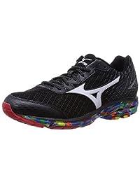 Mizuno 2016 SS Men Wave Rider 19 Osaka Marathon Running Sneaker Shoes J1GC160870