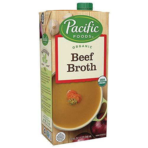 Pacific Foods Organic Beef Broth, 32oz