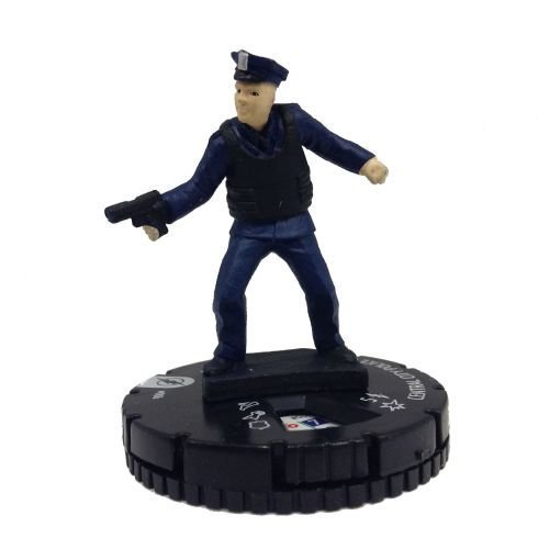 heroclix central city police - 1