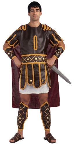 [Forum Plus Size Roman Emperor Adult Costume, Red, X-Large] (Roman Emperor Costume Accessories)