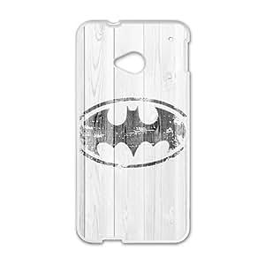 Batman Symble White htc m7 case