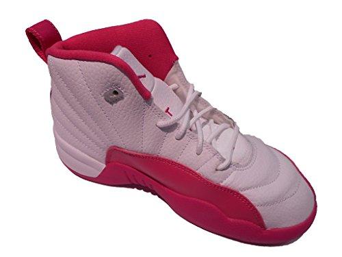 Jordan 12 Retro GP - 1.5Y ''Valentine's Day'' - 510816 109 by NIKE
