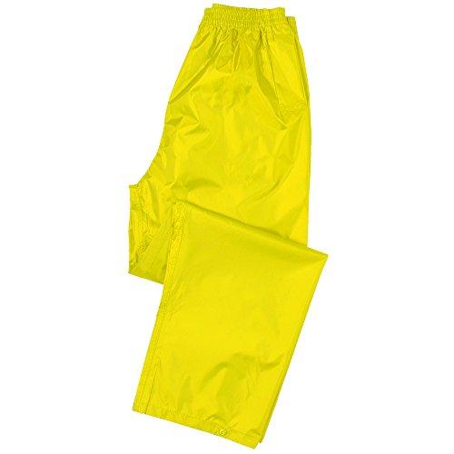 (Portwest S441YERXL Portwest Rain Trousers, Yellow XLarge )