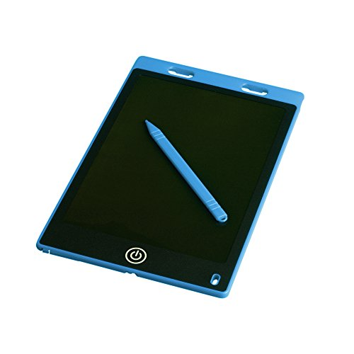 iQhodo 12-Inch Writing Tablet LCD, Drawing Pad Daily Planner Board (12-inch, Blue) by iQhodo