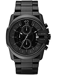 Men's DZ4180 Master Chief Black Ip Watch