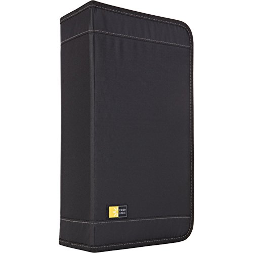 Case Logic CD/DVDW-92 100 Capacity Classic CD/DVD Wallet (Case Logic Dvd)