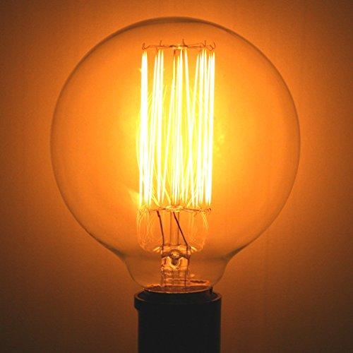 Ferrowatt 30240 - 25 watt 120/230 volt G30 (G95) Tesla Commemorative Medium Screw Base Ferrowatt (25W 120/230V TESLA)