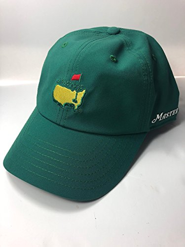 948f3c1a3617d Augusta Masters Hat - Masters 2018 Hat Green Performance Adjustable Cap Official  Augusta National