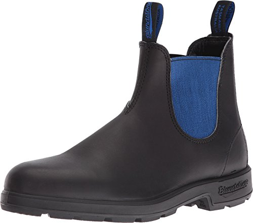- Blundstone Unisex BL515 Black/Blue Boot