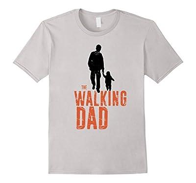 Funny Daddy T Shirt - The Walking Dad Shirt