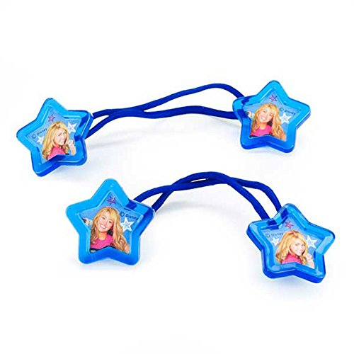 Hannah Montana 'Rock the Stage' Hair Bands / Favors (4ct)