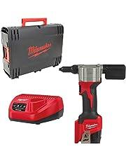 Milwaukee 4933464405 Remachadora M12 bprt-201 X, rojo
