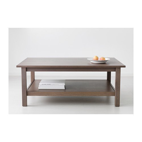 - Amazon.com: Hemnes,coffee Table, Gray-brown: Kitchen & Dining