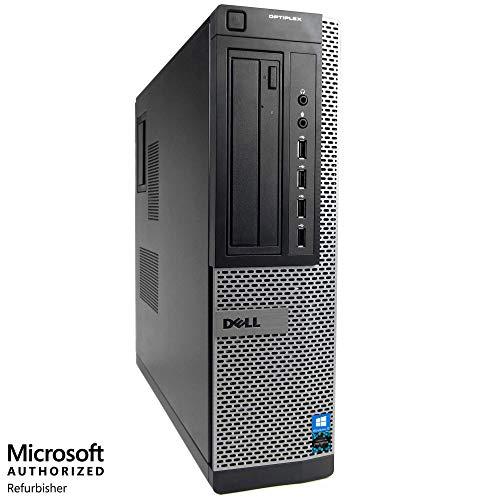 Dell Optiplex 7010, Intel Quad Core i5 3.2-GHz, 16 GB Ram, 512 gb SSD, DVD, WiFi, Windows 10 Professional (Renewed) from Dell