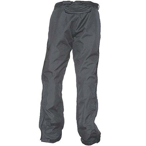 Joe Rocket Ballistic 7.0 Men's Textile Sports Bike Racing Motorcycle Pants - Black / 5X-Large