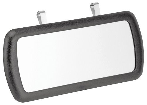 Bell Automotive Black Visor Vanity Mirror
