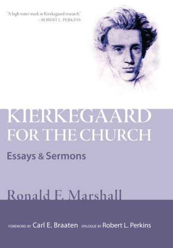 Kierkegaard for the Church: Essays and Sermons