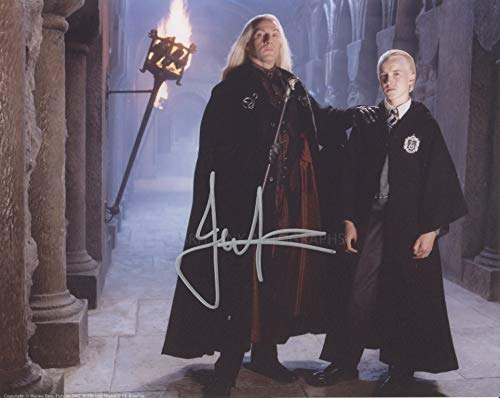 JASON ISAACS as Lucius Malfoy – Harry Potter 8″x10″ GENUINE AUTOGRAPH