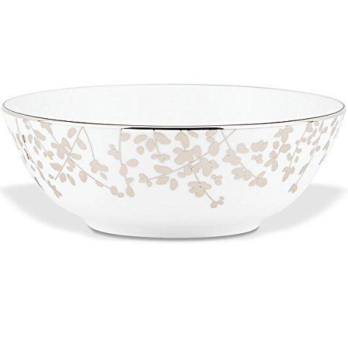 (Kate Spade New York 847691 Gardner Street Platinum Soup Cereal Bowl)
