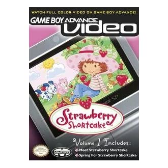 GBA Video Strawberry Shortcake Vol. 1