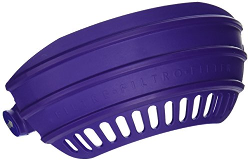 (Dyson 914783-08 Cover, Exhaust/Post Filter Satin Royal Purple DC24)