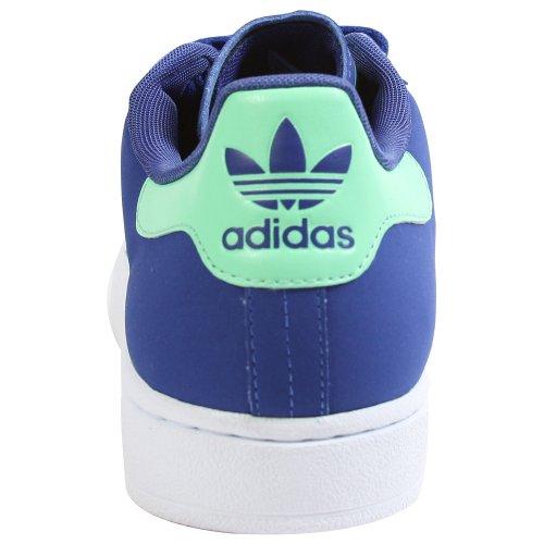Adidas Mens Campus 2 Blu / Verde