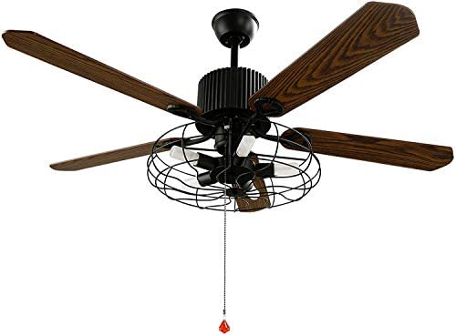 Tengchang 52″ Industrial Ceiling Fan