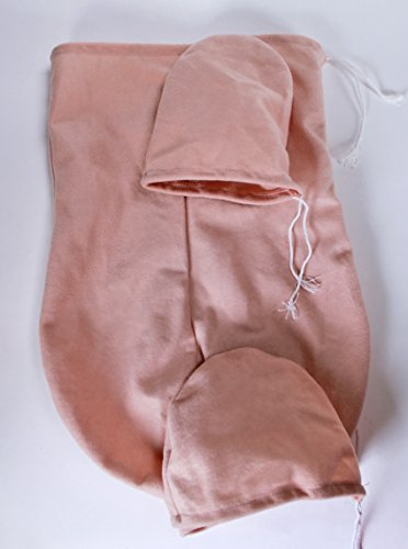 Doe Suede Body - Chubby Doe Suede Cloth Body for 21