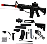 Best Electric Airsoft Rifles - 256-in-1 M83 Clone Electric Airsoft Rifle AEG Gun Review