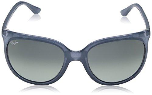 1000 Sonnenbrille Blue Grey Dark RB Ban Grey 4126 CATS Transparent Light Light Ray Bleu t6wa5qxg