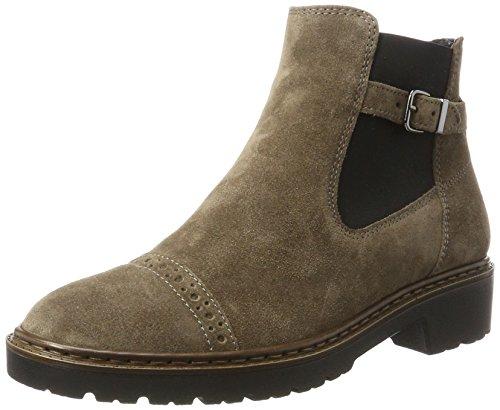 Jenny Damen Portland-St Chelsea Boots Braun (Teak)